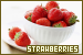 Strawberries: