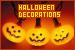 Halloween Decorations: