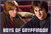 Characters: Gryffindor Boys